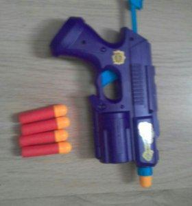 Пестолет игрушечный
