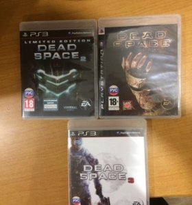 Dead Space для ps3