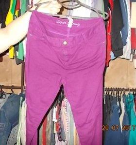 брюки Skinny