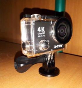 Экшн-камера X-TRY XTC150 UltraHD