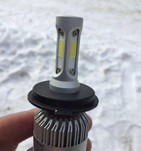 Led лампы Н4. Диодные лампы.