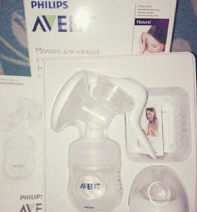 Молокоотсос Philips AVENT Natural SCF330/20