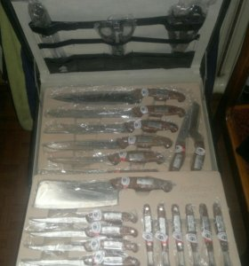 Кейс ножей ,кавёр напольный.