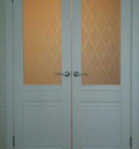 Установка межкомнатных и металлических дверей