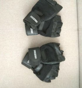 Атлетические кожаные перчатки Torneo