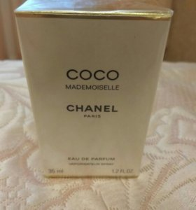 Парфюмерная вода Chanel Coco Mademoiselle, 35 мл.