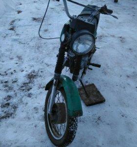 Мотоцикл *восход-3м*
