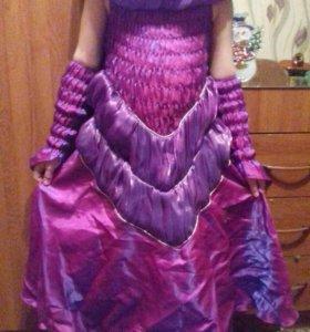 Платье на 7- 10 лет
