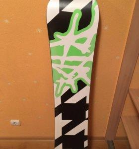 Сноуборд Ride