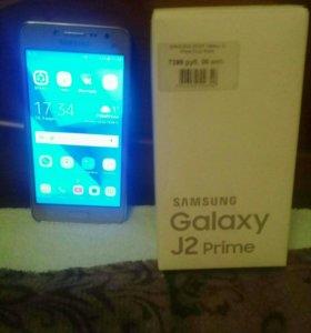 Телефон Galaxy J2 Prime