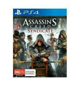 Игра ps4 Assassins creed syndicate