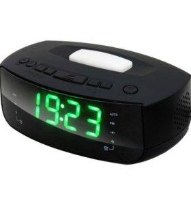 Радио-часы Ritmix RRC-1215