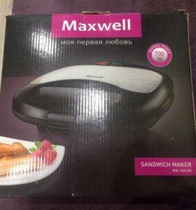 Сэндвич-тостер MAXWELL MW-1552