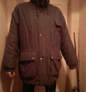 Оверсайз куртка 5XL