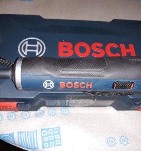аккумуляторная отвёртка bosch