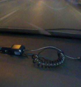 Зарядка Micro USB в прикуриватель