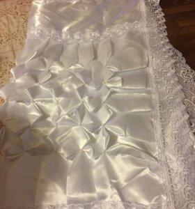 Наволочки на подушки для невесты