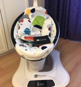 Автоматическая люлька-качалка 4 moms mamaroo 3.0