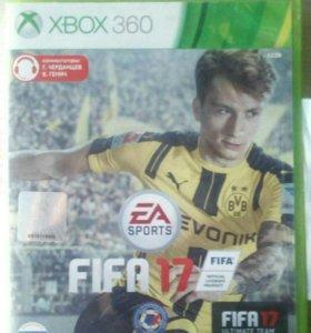 FIFA 17(xbox 360)