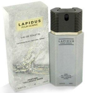 Ted Lapidus Pour Homme  мужской парфюм