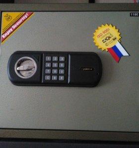 Огнестойкий сейф diplomat 119e