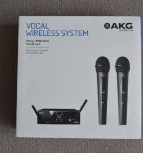 Радиосистема AKG WMS40 Mini2 Vocal set