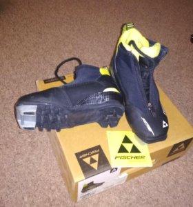 Лыжные ботинки fisher 30 размер