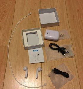 Airpods аналог наушники для apple беспроводные