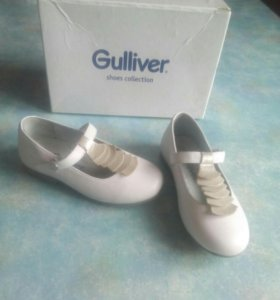 Туфельки Gulliver.