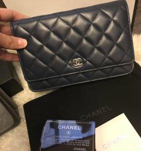 Chanel Woc полный комплект.Натур Кожа.Lux