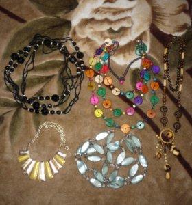 Ожерелье, бусы, колье