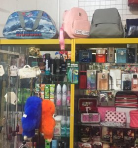 Продаю магазин бижутерии и косметики