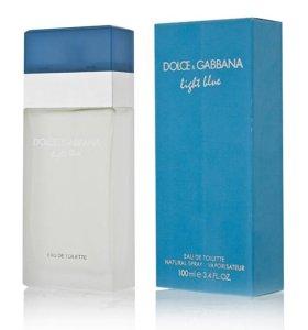"Dolce and Gabbana ""Light Blue"", 100 m тестер"