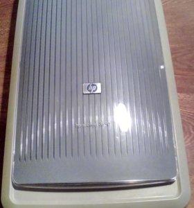 Сканер рабочий Hp scanjet 3690