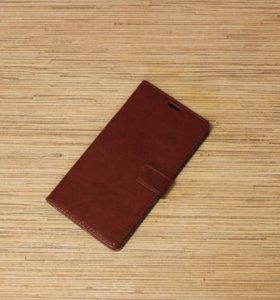 Кожаный чехол для Xiaomi Mi Max