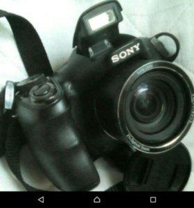 Sony DSN-H100 в комплекте ремень+8Гб карта памяти