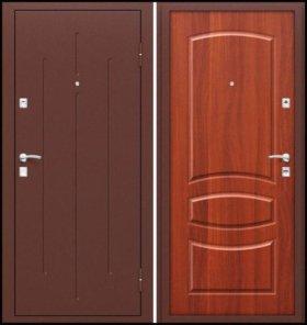 Дверь металлическая от производителя.