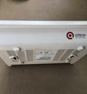 WiFi роутер qtech QDSL-1040wu