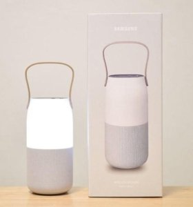Bluetooth колонка Samsung Bottle Design RGB