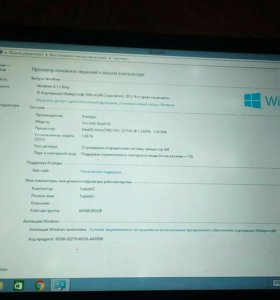 Планшет на windows 8