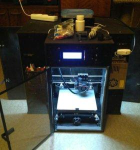 3d/3д принтер Anet a8(анет а8) в корпусе