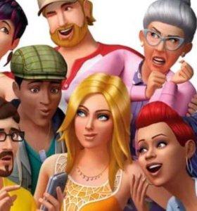 Лицензионная игра The Sims 4 +