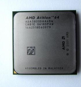 Процессор AMD Athlon 64 3800 + 3800 2.4 ггц