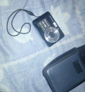 Фотоаппарат samsung zoom 6.3-18.9mm