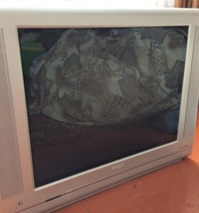 Телевизор цветной PHILIPS