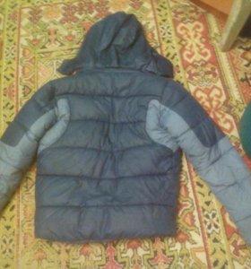 Куртка для мальчика от 8-11лет