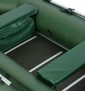 Накладки на сиденье в лодку ПВХ