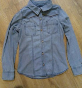 Рубашка TOMMY HILFIGERр.128