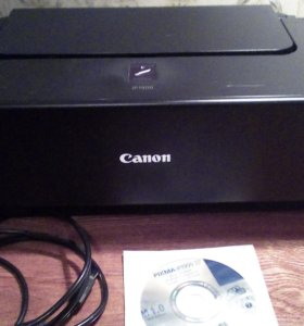 Принтер рабочий Canon iP 1900 струйный