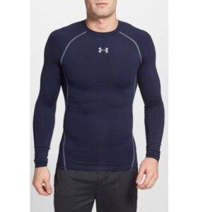 Under armour компрессионная футболка